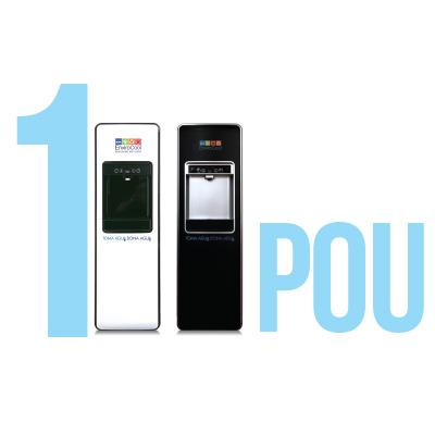 envirocool renta despachadores de agua purificada 1 POU (point of use)