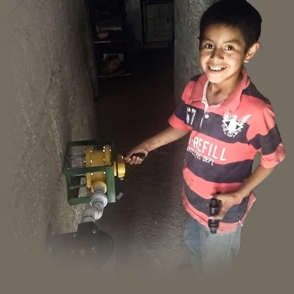 envirocool renta despachadores de agua purificada ayudando a los que menos tienen