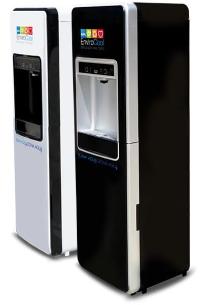 envirocool renta despachadores de agua purificada diseño elegante y minimalista