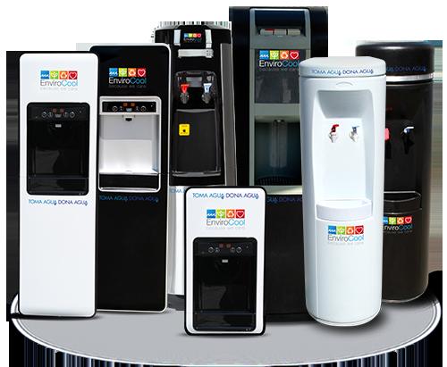 envirocool renta despachadores de agua purificada amplia gama de modelos